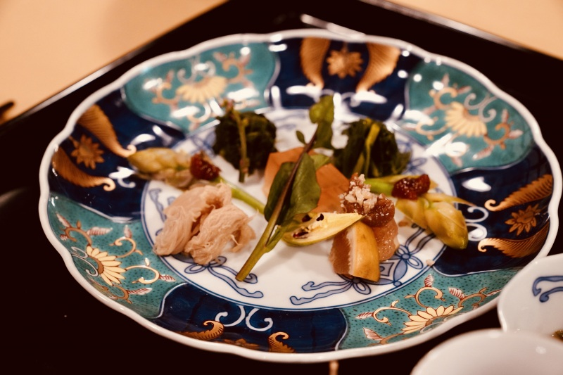 Sansai Ryori Dewaya: A Reflection of the Finest Local Produce