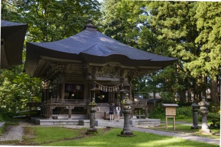 羽黒山 蜂子神社(Hachisu Shrine, Mr. Haguro)