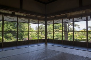 本間美術館(清遠閣)(Homma Museum of Art : the former annex of the Homma Family)
