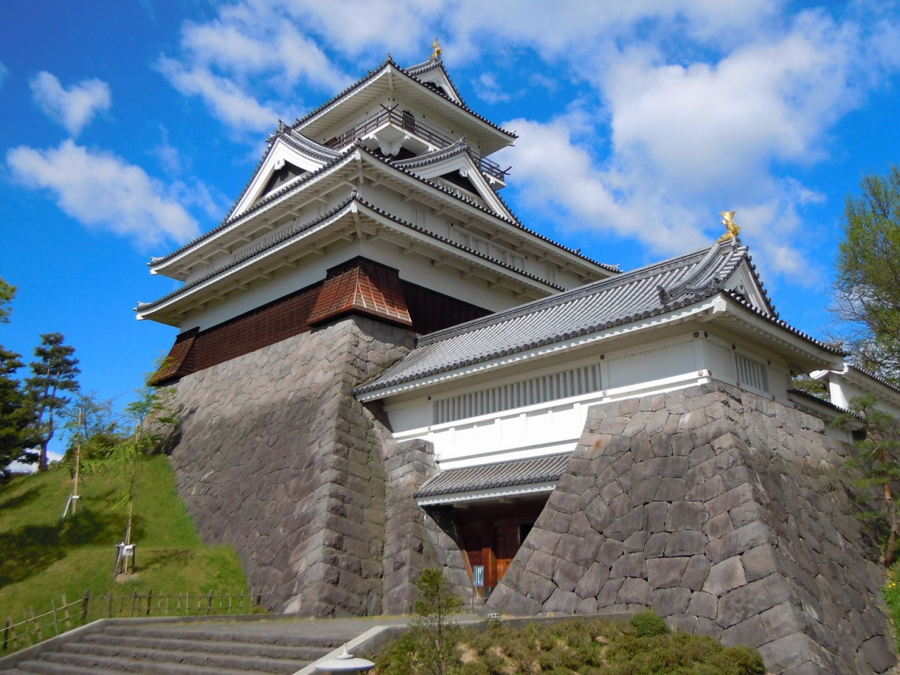 Kaminoyama Castle Local Museum
