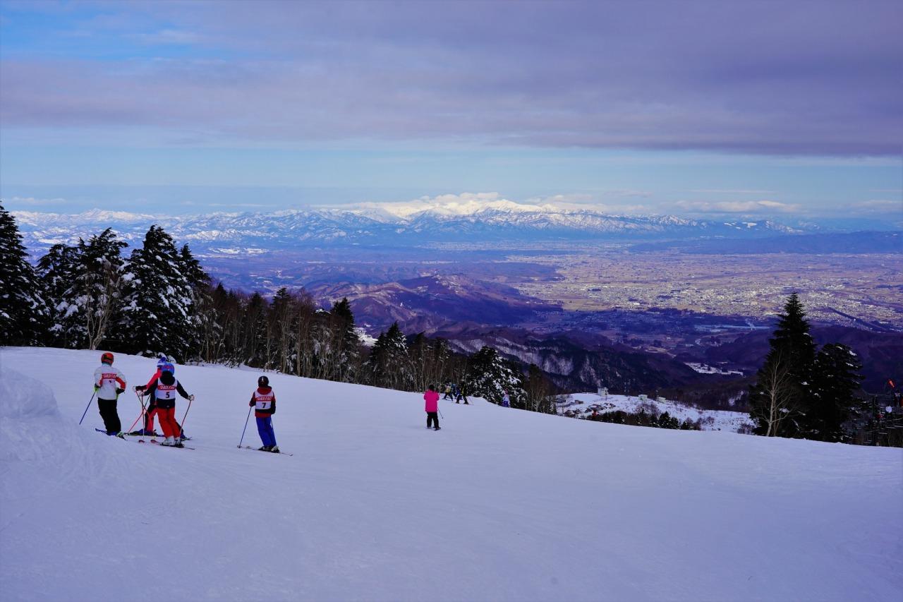 天元 台 スキー 場